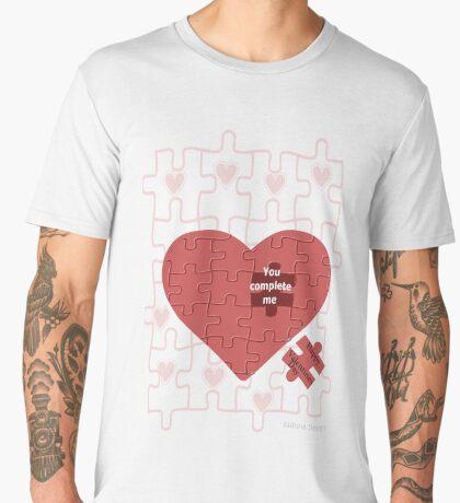 Valentine (228 views) Men's Premium T-Shirt