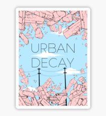 Urban Decay Sticker