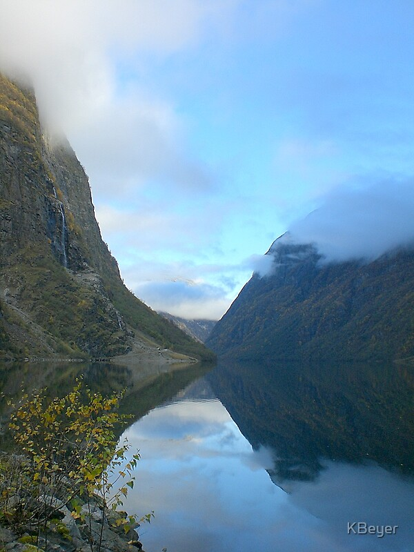 Norway by KBeyer
