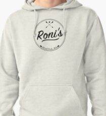 Roni's bar logo Pullover Hoodie