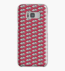 Vans Off The Wall Thrasher Flame Samsung Galaxy Case/Skin