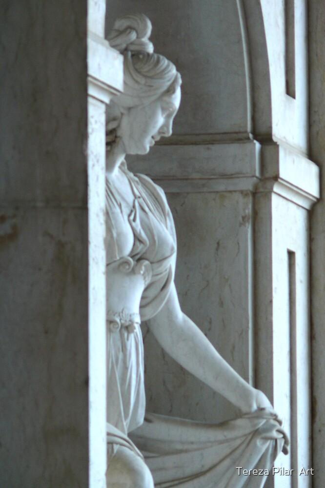 woman by terezadelpilar ~ art & architecture