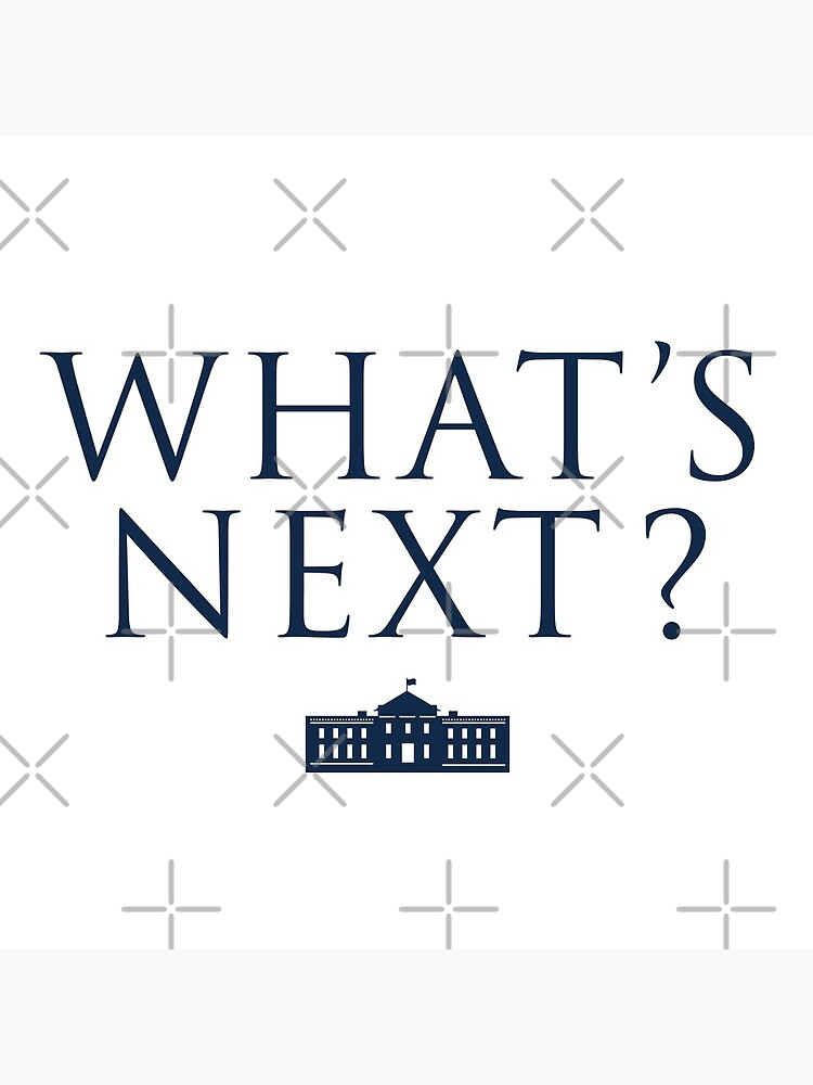 What's Next? West Wing by tomhillmeyer
