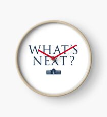 What's Next? West Wing Clock