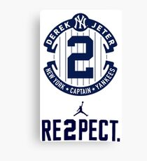 re2pect. Canvas Print