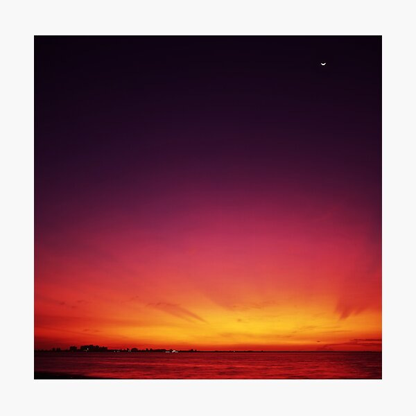 Beautiful Start To The Day Photographic Print