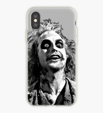 Beetlejuice Art iPhone Case