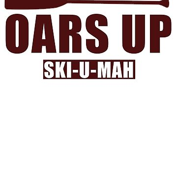 Minnesota Gopher - Oars Up by integralapparel