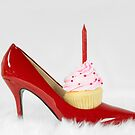 Birthday Shoe by Maria Dryfhout