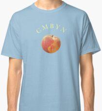 Ruf mich mit deinem Namen an - Pfirsich (2) Classic T-Shirt