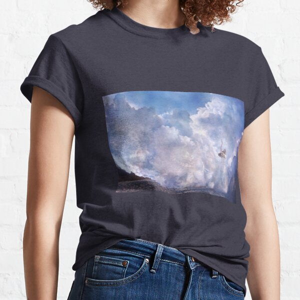 Where Earth Meets The Sky Classic T-Shirt