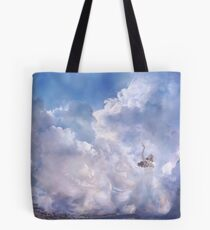 Where Earth Meets The Sky Tote Bag