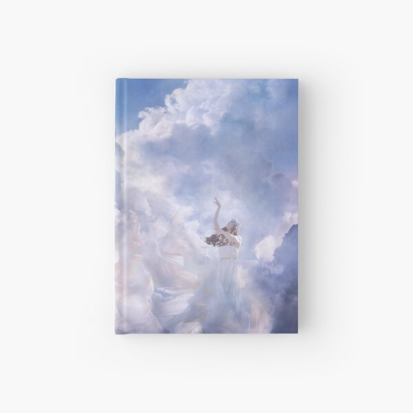 Where Earth Meets The Sky Hardcover Journal