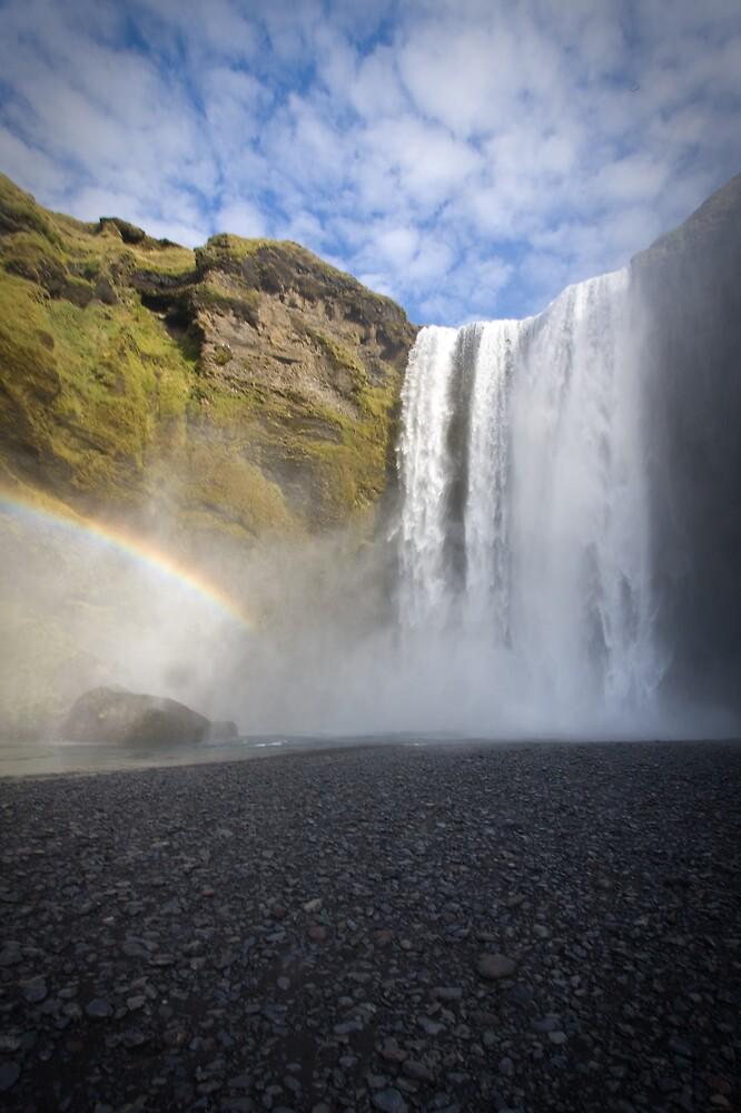 Skogafoss (Iceland) by Phil Bain