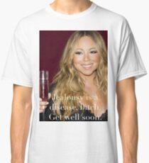 Mariah, Get well soon card. Classic T-Shirt