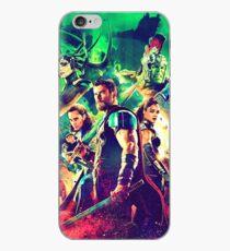 Thor Ragnarok iPhone Case