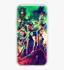 Vinilo o funda para iPhone Thor Ragnarok