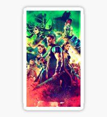 Thor Ragnarok Sticker