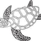Turtle by hayleylauren