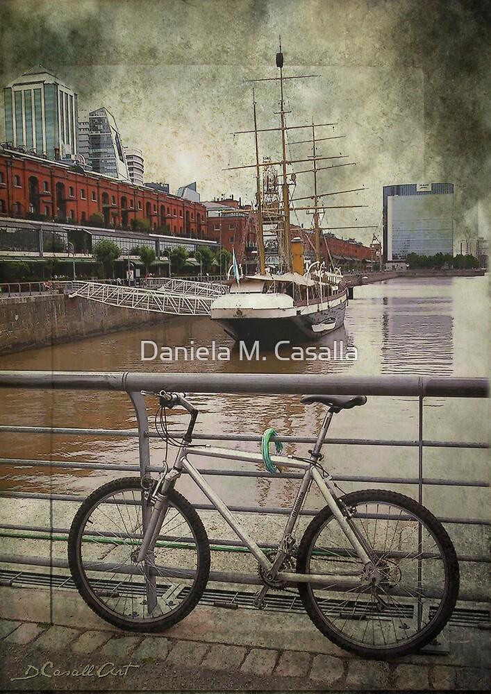 Puerto by Daniela M. Casalla
