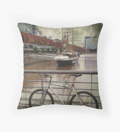 Puerto Throw Pillow