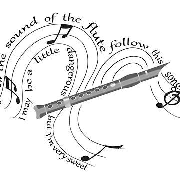 Follow the Sound - Pied Piper Lyrics by Rosenten