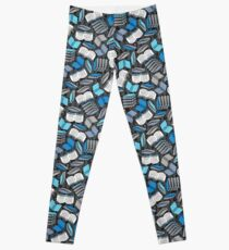 So Many Books... Leggings
