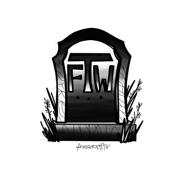 ftw by resonanteye