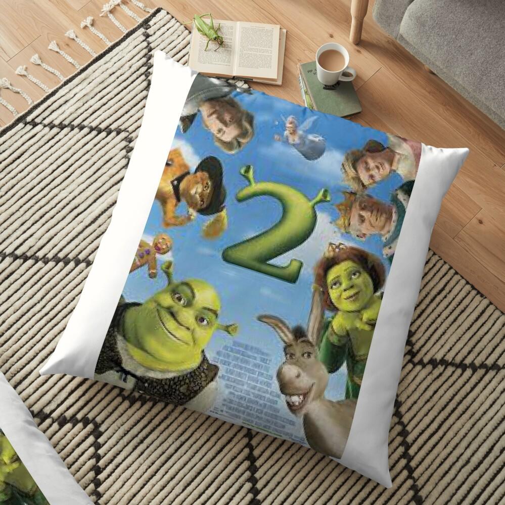 Shrek 2 Bodenkissen