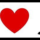 I Heart Thumper (Classic Logo) by ShopGirl91706