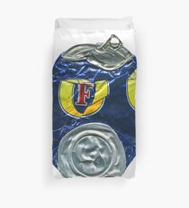 Fosters - Crushed Tin Duvet Cover