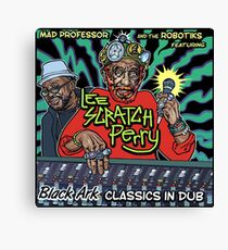 Black Ark Classics In Dub  Canvas Print