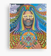 George Clinton Is A Funk Boss Canvas Print