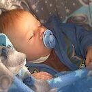 Blissful sleep by megantaylor