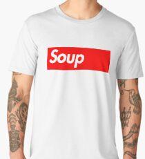 Soup. Men's Premium T-Shirt