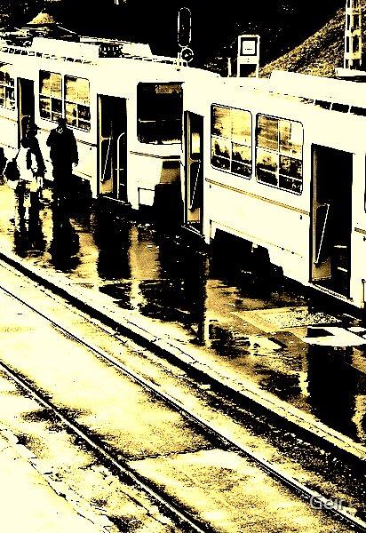 Tram by Geir