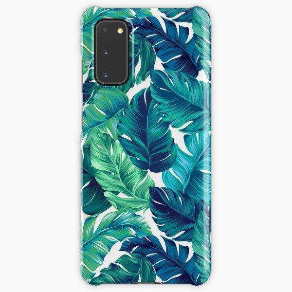 Funky banana leaf pattern.  Samsung Galaxy Snap Case