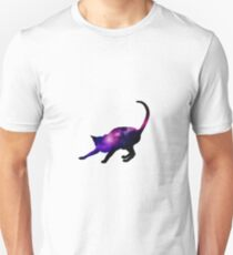 Galaxy Cat 1 Unisex T-Shirt