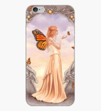 Citrine Birthstone Fairy iPhone Case