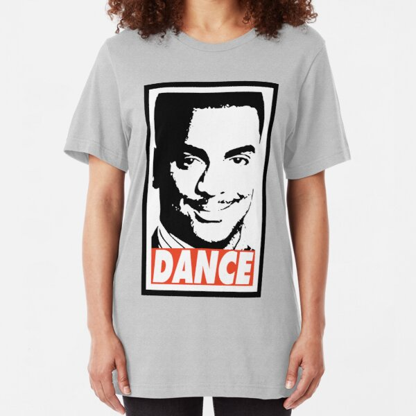 DANCE Slim Fit T-Shirt