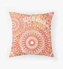 2017 mandala style no. 6 Throw Pillow