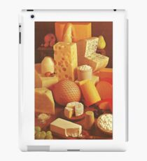 cheese. iPad Case/Skin