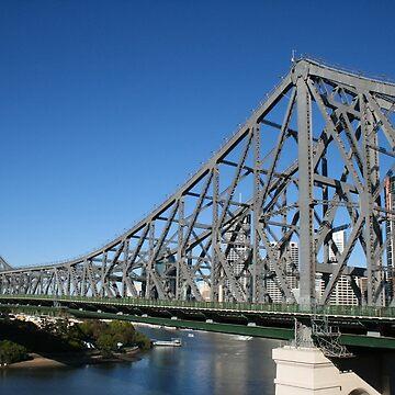 Story Bridge, Brisbane, Australia. by jewelsee