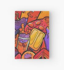 Copic Marker Doodle Hardcover Journal