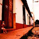 Life, in Trinidad Cuba by Rebecca Wachtel