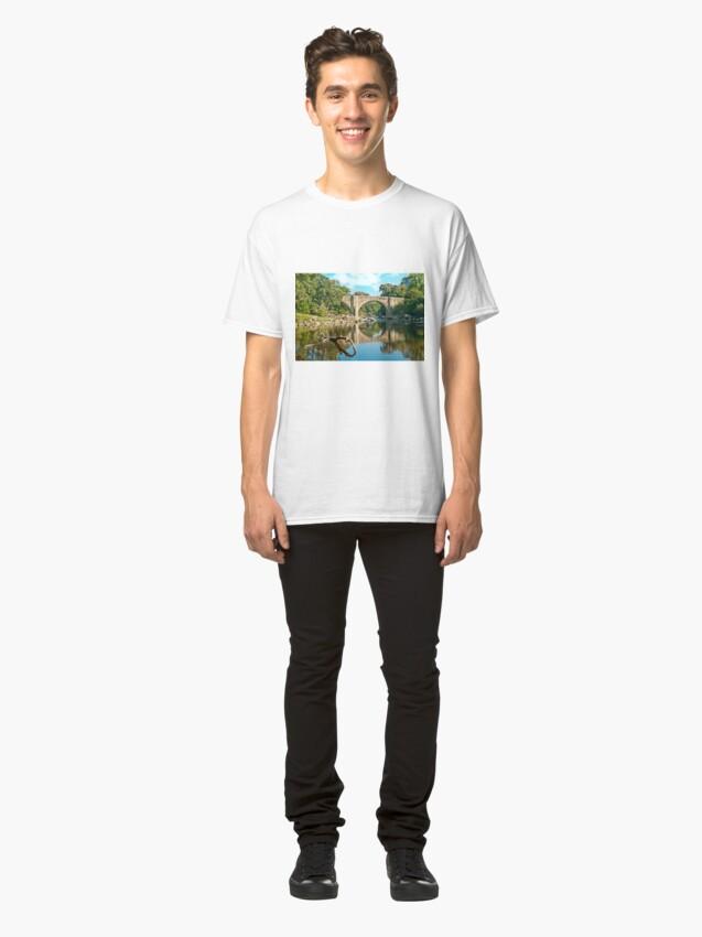 Alternate view of Devil's Bridge Classic T-Shirt