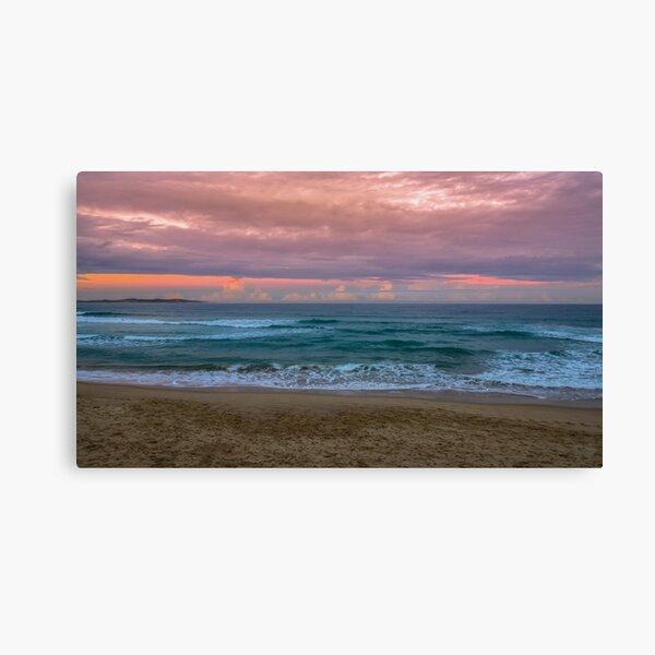 Cronulla Beach Sydney Australia Canvas Print