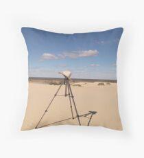 Mungo National Park Throw Pillow