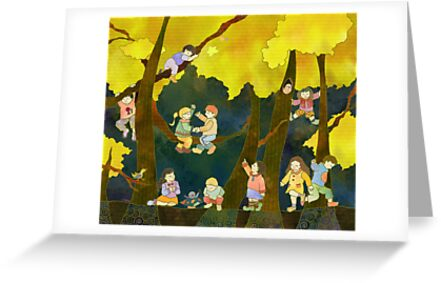 Children in Heaven by Ujean1974
