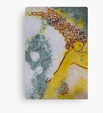 soxy swim Canvas Print